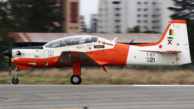FAB1321 - Embraer T-27 Tucano - Brazil - Air Force