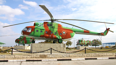 301 - Mil Mi-8T Hip - Bulgaria - Air Force