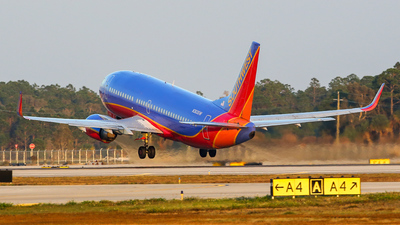 N363SW - Boeing 737-3H4 - Southwest Airlines