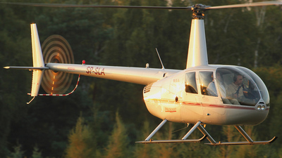 SP-SLA - Robinson R44 Raven II - Private