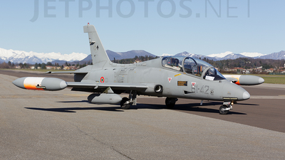 MM54496 - Aermacchi MB-339A - Italy - Air Force