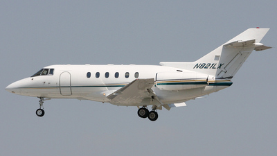 N821LX - Raytheon Hawker 800XP - Private