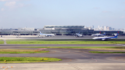 RJTT - Airport - Airport Overview