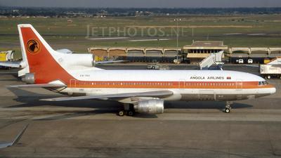 CS-TEC - Lockheed L-1011-500 Tristar - TAAG Linhas Aéreas de Angola (TAP Air Portugal)