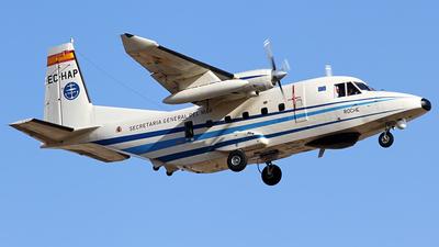 EC-HAP - CASA C-212-400MP Aviocar - Spain - Ministry of Agriculture
