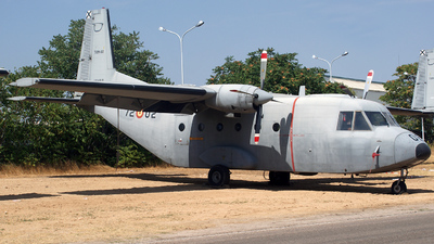 T.12B-22 - CASA C-212-100 Aviocar - Spain - Air Force