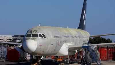 EC-ILH - Airbus A320-232 - Spanair