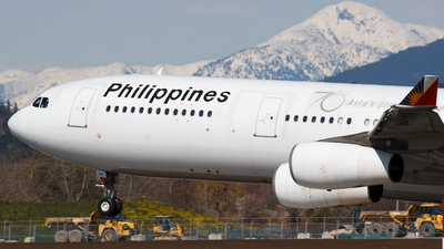 RP-C3434 - Airbus A340-313X - Philippine Airlines