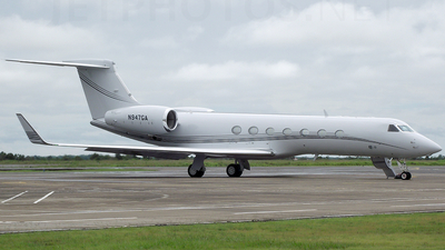 N947GA - Gulfstream G550 - Private