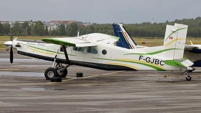 A picture of FGJBC - Pilatus PC6/B2H2 TurboPorter - [868] - © Niko Korpela