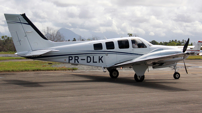 PR-DLK - Beechcraft G58 Baron - Private