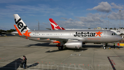 VH-VFO - Airbus A320-232 - Jetstar Airways