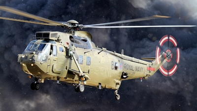 ZA310 - Westland Sea King HC.4 - United Kingdom - Royal Navy
