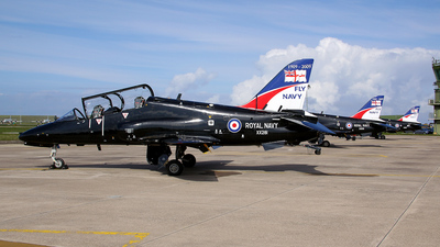 A picture of XX281 - BAe Systems Hawk T1A -  - © PJH