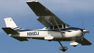 N90DJ - Reims-Cessna F182Q Skylane II - Private