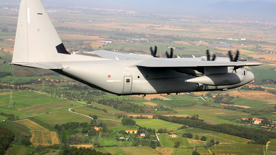 MM62181 - Lockheed Martin C-130J Hercules - Italy - Air Force