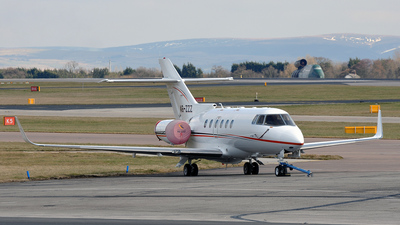 A6-ZZZ - Raytheon Hawker 800XP - Private