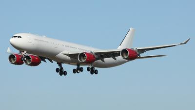 F-WWTH - Airbus A340-542 - Sonair