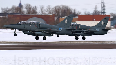 17 - Aero L-39ZA Albatros - Lithuania - Air Force