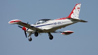 A picture of HBEKJ - SiaiMarchetti F.260D - [735/41005] - © Matthew Lima