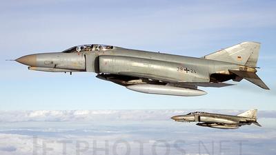 38-24 - McDonnell Douglas F-4F Phantom II - Germany - Air Force