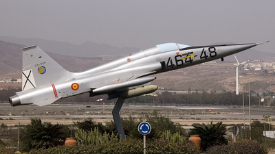 C.9-048 - Northrop SF-5A Freedom Fighter - Spain - Air Force