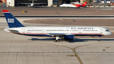 N913AW - Boeing 757-225 - US Airways