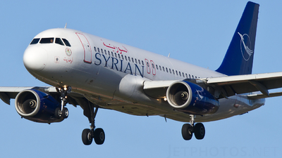 A picture of YKAKA - Airbus A320232 - Syrian Air - © Remo Garone