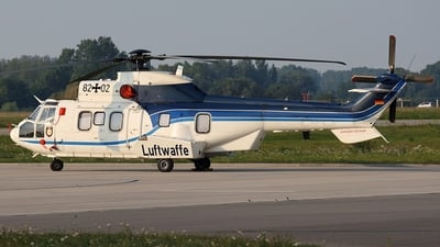 82-02 - Aérospatiale AS 532U2 Cougar - Germany - Air Force