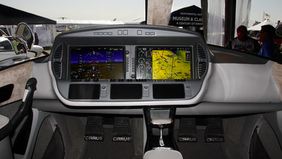 - Cirrus Vision SF50 - Cirrus Design Corporation