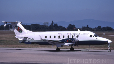 F-GRMD - Beech 1900D - Proteus Airlines