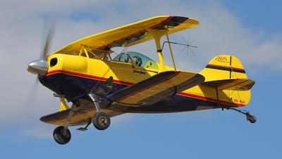 VH-NJJ - Pitts S-1S Special - Private