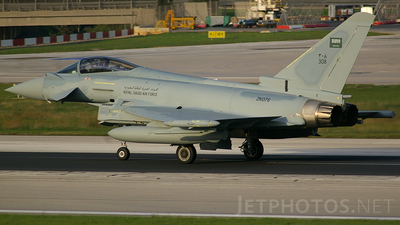 308 - Eurofighter Typhoon EF2000 - Saudi Arabia - Air Force