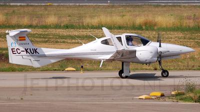EC-KUK - Diamond DA-42 Twin Star - Centro de Estudios Superiores de la Aviación (CESDA)