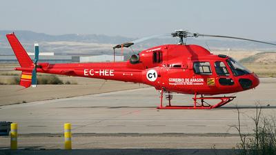 EC-HEE - Aérospatiale AS 355N Ecureuil 2 - Inaer