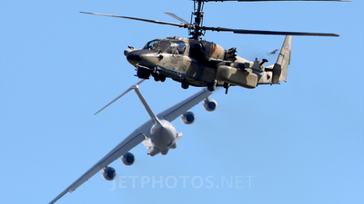 062 - Kamov Ka-52 Alligator - Russia - Air Force