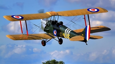 G-ALUC - De Havilland DH-82A Tiger Moth - Private