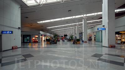 ZSFZ - Airport - Terminal