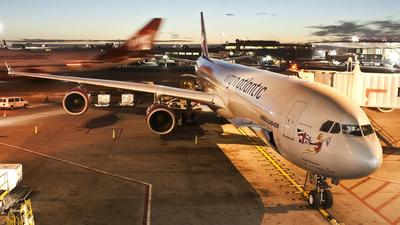 G-VSSH - Airbus A340-642 - Virgin Atlantic Airways