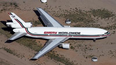 N68043 - McDonnell Douglas DC-10-10 - Emery Worldwide