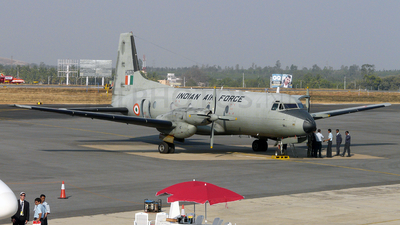 H2376 - Hindustan Aeronautics HAL-748 - India - Air Force