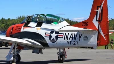 C-GKKD - North American T-28B Trojan - Private