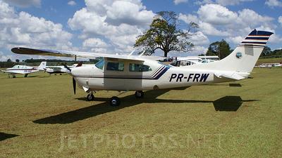 PR-FRW - Cessna T210R Turbo Centurion II - Private