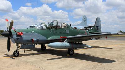 FAB5960 - Embraer A-29B Super Tucano - Brazil - Air Force
