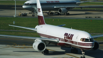 OO-DPF - Boeing 757-236(SF) - DHL (European Air Transport)