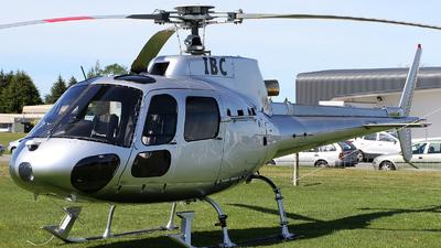 ZK-IBC - Aérospatiale AS 350BA Ecureuil - Mt Hutt Helicopters