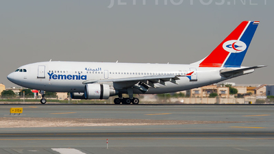 7O-ADV - Airbus A310-324 - Yemenia - Yemen Airways
