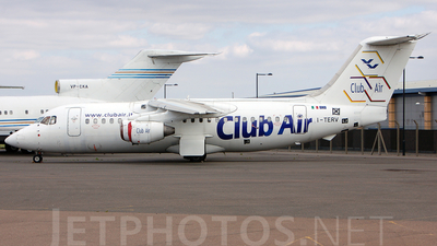 I-TERV - British Aerospace BAe 146-200 - Club Air
