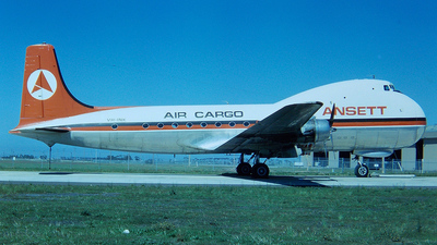 VH-INK - Aviation Traders ATL-98 Carvair - Ansett Air Freight