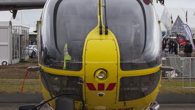 VH-NVG - Eurocopter EC 135P2 - Surf Life Saving Services Queensland